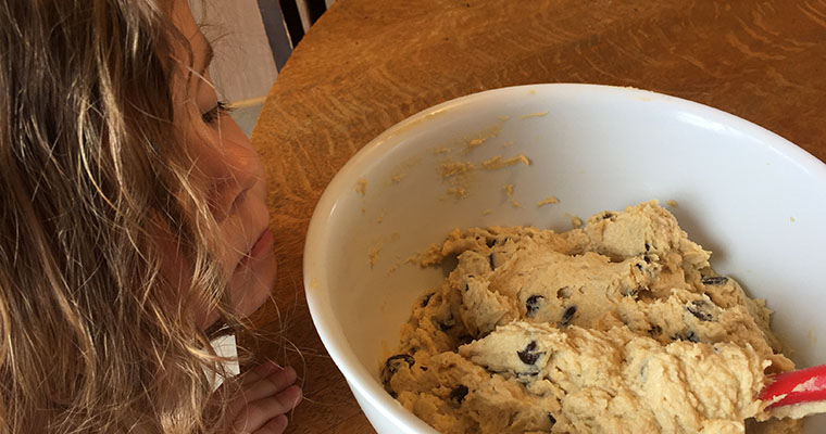Cookie Dough with Ava