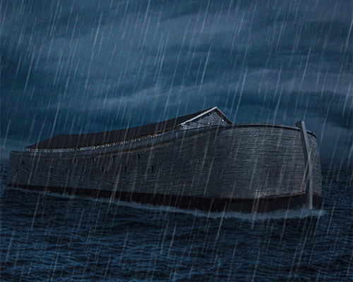 A Closer Reading of Noah and the Great Flood