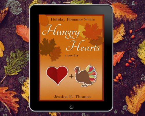Hungry Hearts, by Jessica E. Thomas – Available on Amazon Kindle